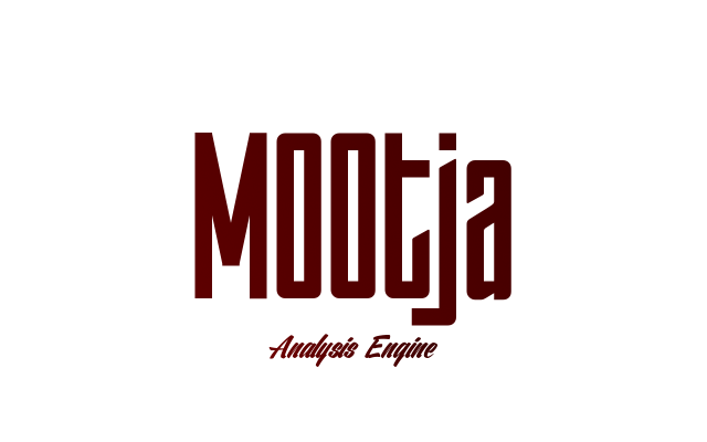 Mootja Analysis Engine